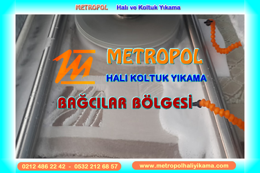 Metropol Halı Yıkama Bağcılar
