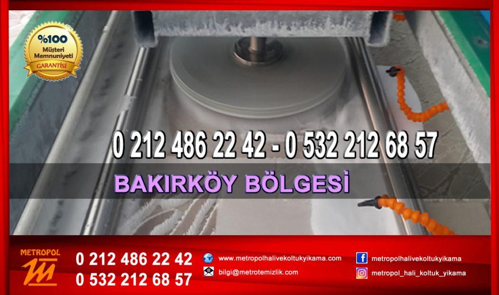 Metropol Halı Yıkama Bakırköy