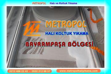 Metropol Halı Yıkama Bayrampaşa