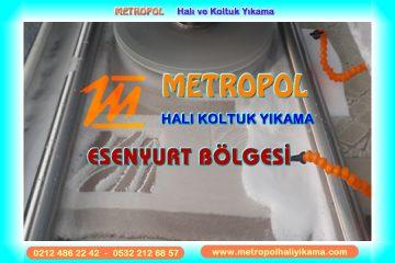 Metropol Halı Yıkama Esenyurt
