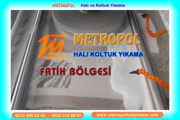 Metropol Halı Yıkama Fatih