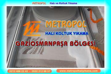 Metropol Halı Yıkama Gaziosmanpaşa