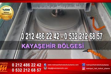 Metropol Halı Yıkama Kayaşehir